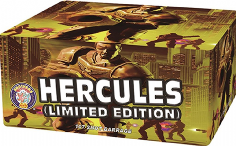 Hercules Limited Edition